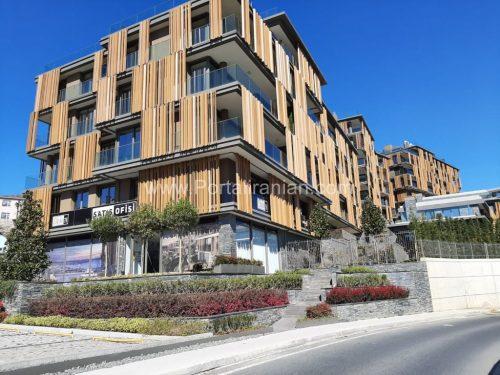 پروژه زیبا در بیکوز استانبول